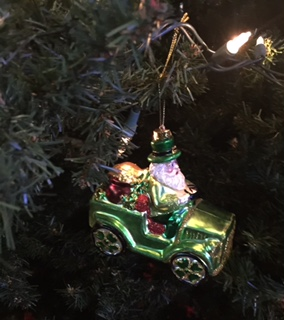 Christmas Ornament - Emerald Island Casino