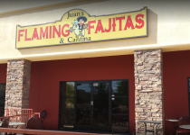 Flaming Fajitas