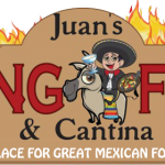 Juan's Flaming Fajitas Logo