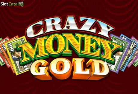 Crazy Money Gold logo