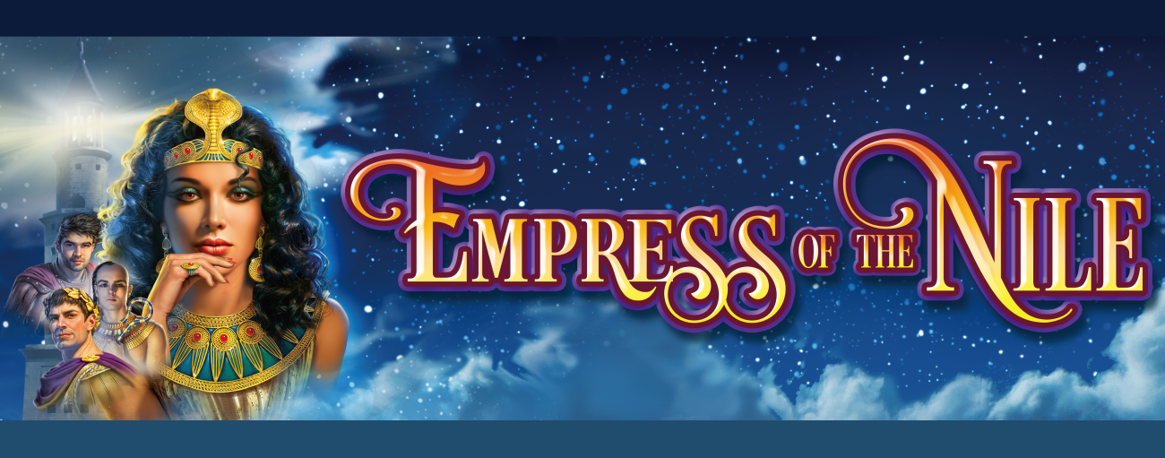 Empress of the Nile Logo