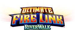 Small Ultimate Fire Link River Walk Logo