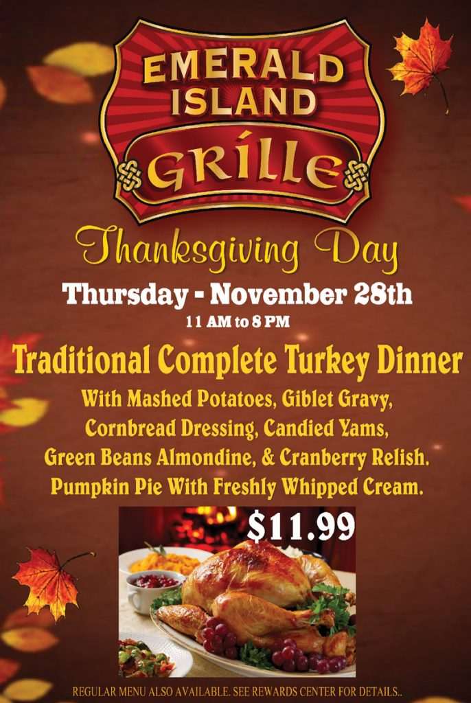 Thanksgiving-Day-Menu-for-Emerald-Island-Grille