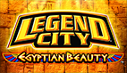 Legend City Egyptian Beauty video slot game