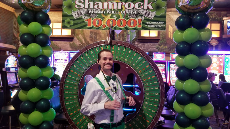 Emerald Island Casino's St Patrick Day Party 21