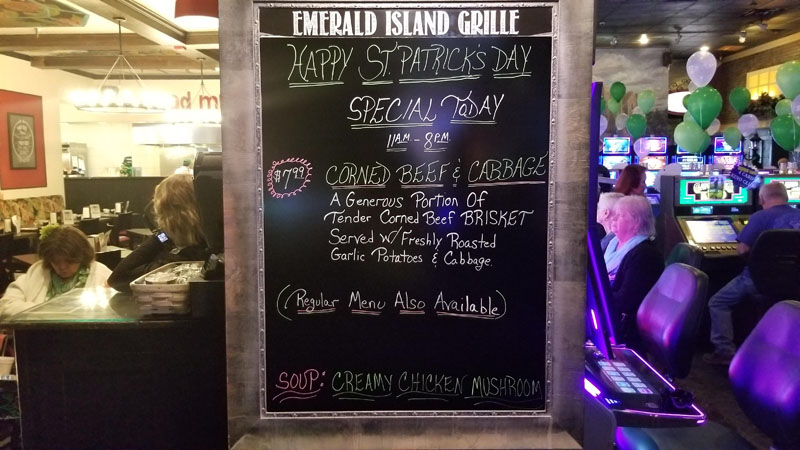 Emerald Island Casino's St Patrick Day Party 23