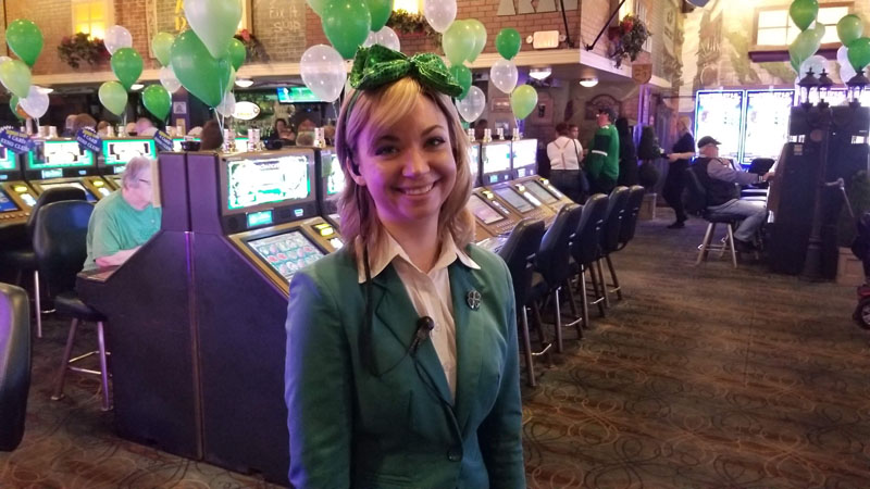 Emerald Island Casino's St Patrick Day Party 25