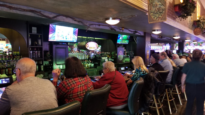 Emerald Island Casino's St Patrick Day Party 28