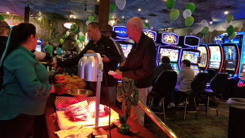 Emerald Island Casino's St Patrick Day Party 6