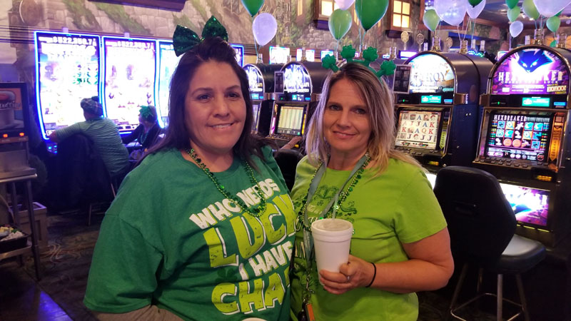Emerald Island Casino's St Patrick Day Party 7