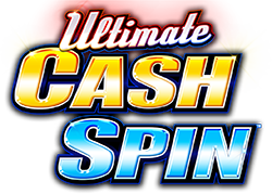 Ultimate Cash Spin slot machine game logo