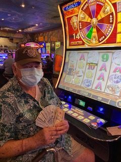Emerald Island Casino winner Marvin P. won $1,276