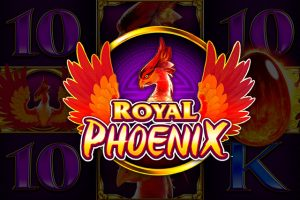Royal Phoenix slot machine game logo
