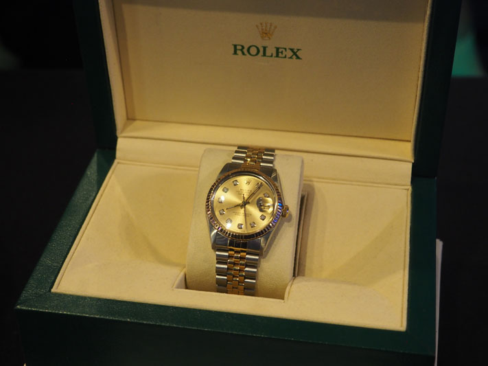The Great Rolex Diamond Watch Giveaway 2021
